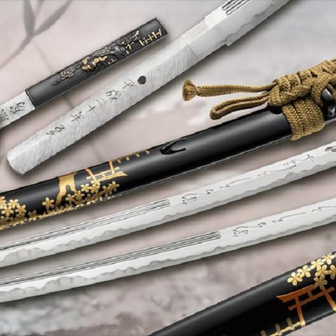 Katanas &  Japanese Weapons